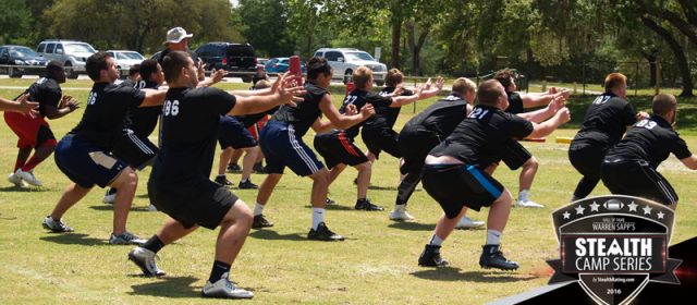 STEALTH Camp Series – A Day That Student Athletes Will Never Forget