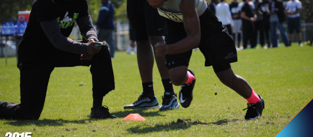 2015 February STEALTH Camp Series Combine Photo Gallery